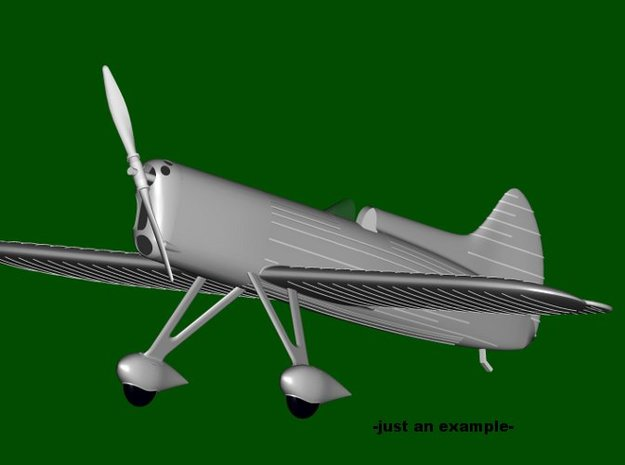 """DGA-5 """"MIKE"""" #38, scale 1/144  in Smooth Fine Detail Plastic"""