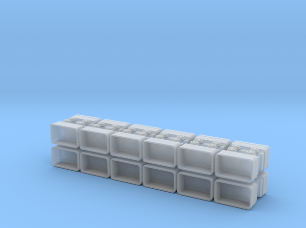 Ore Cart - Set of 24 - NN3scale 3d printed