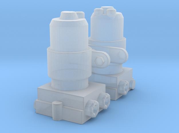 Electric Fuel Pump pair 1/12
