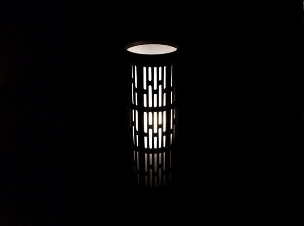 Imperial Lighting | Death Star Décor in Black Natural Versatile Plastic