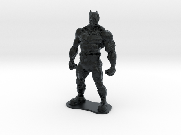 Dk Batman in Black Hi-Def Acrylate