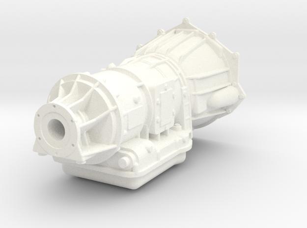 Allison 1000 1/12 in White Processed Versatile Plastic