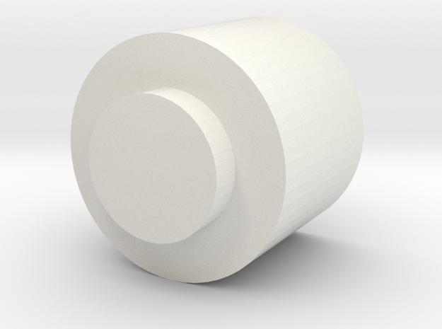 FlossAndPaste in White Strong & Flexible