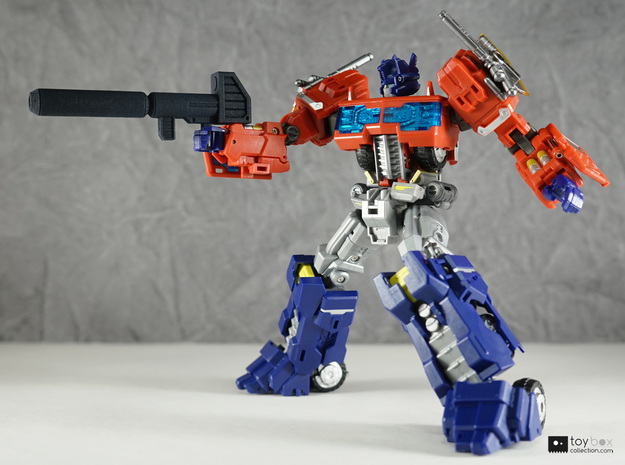Transformers CHUG Optimus Prime Blaster