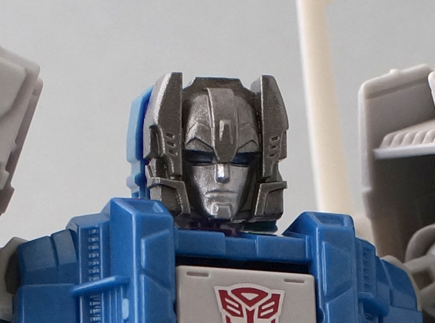Highbrow g1toy for titans return in Frosted Extreme Detail