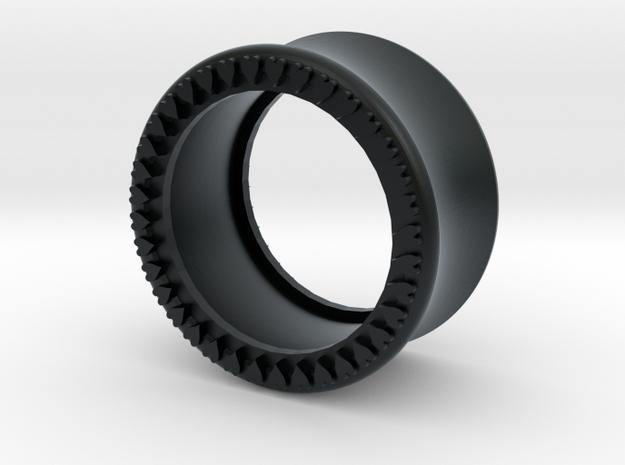VORTEX10-19mm in Black Hi-Def Acrylate