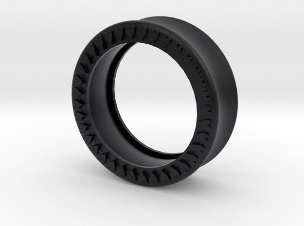 VORTEX10-30mm in Black Hi-Def Acrylate