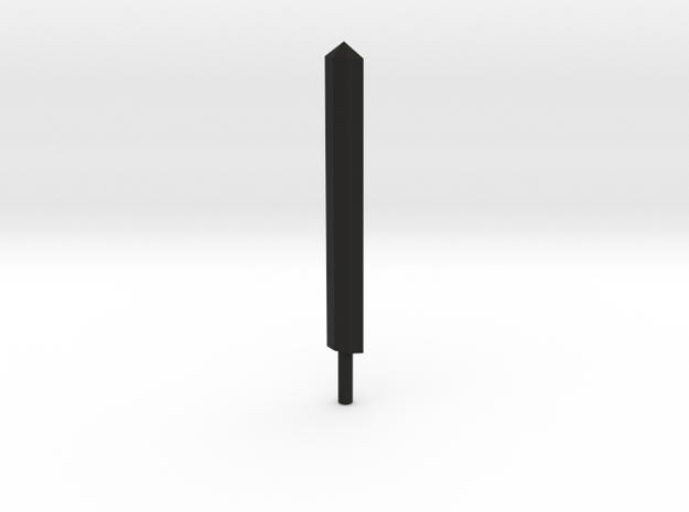 Genericon Broad Sword in Black Strong & Flexible