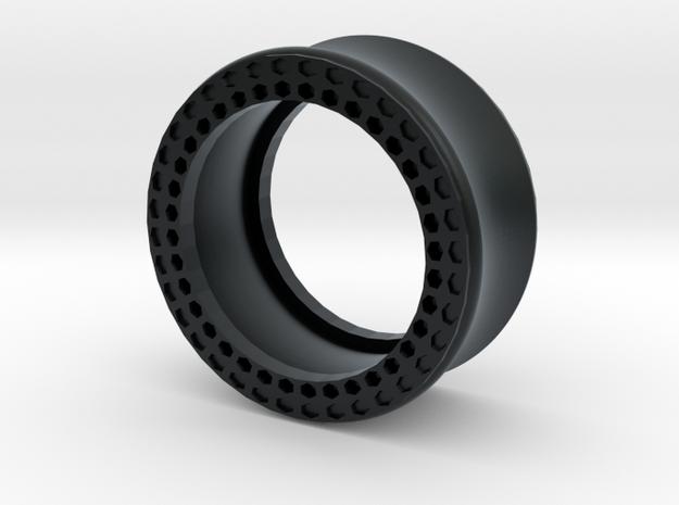 VORTEX11-23mm in Black Hi-Def Acrylate