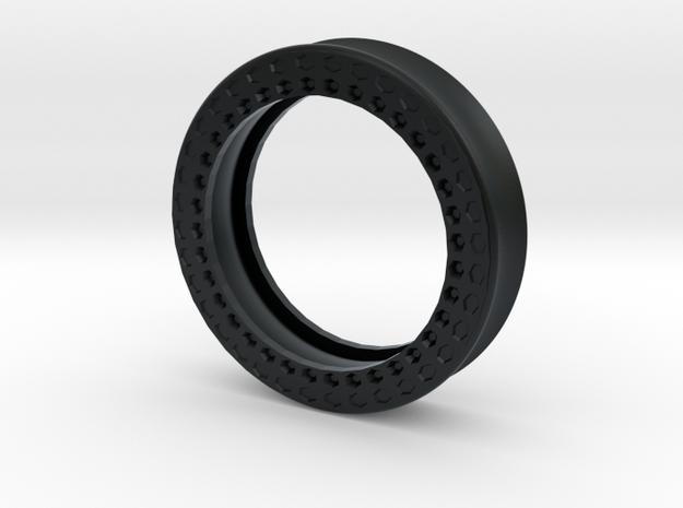 VORTEX11-47mm in Black Hi-Def Acrylate