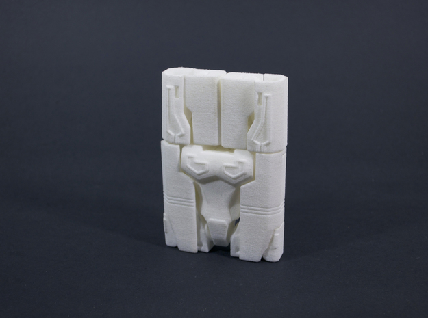 Trivia the Cruciverbalist 3d printed