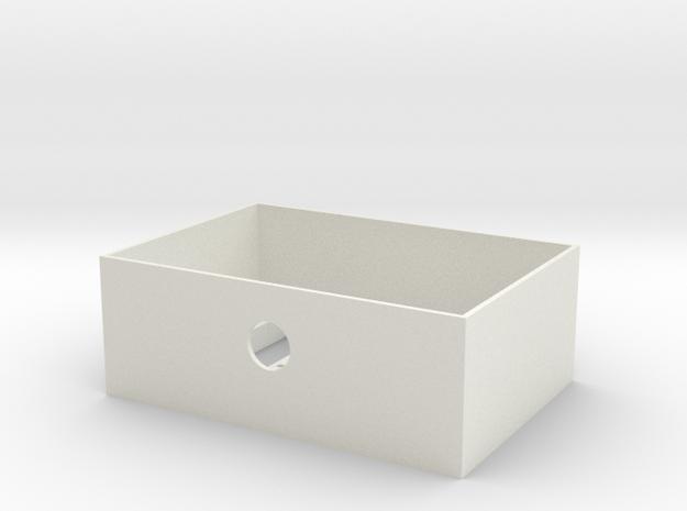 Chip-E Base in White Strong & Flexible