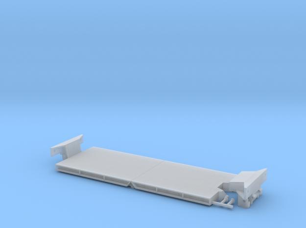 THP Tiefbett 7600mm ähnlich Goldhofer in Smooth Fine Detail Plastic