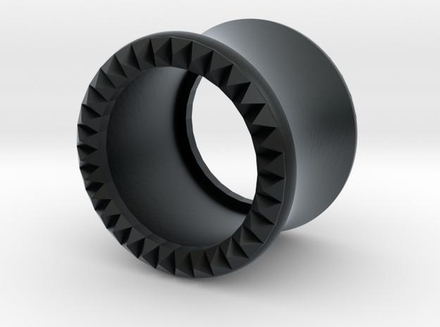VORTEX9-12mm in Black Hi-Def Acrylate