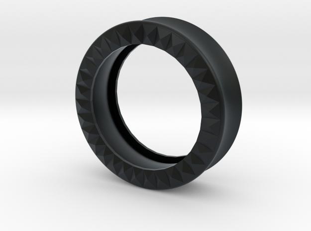 VORTEX9-35mm in Black Hi-Def Acrylate