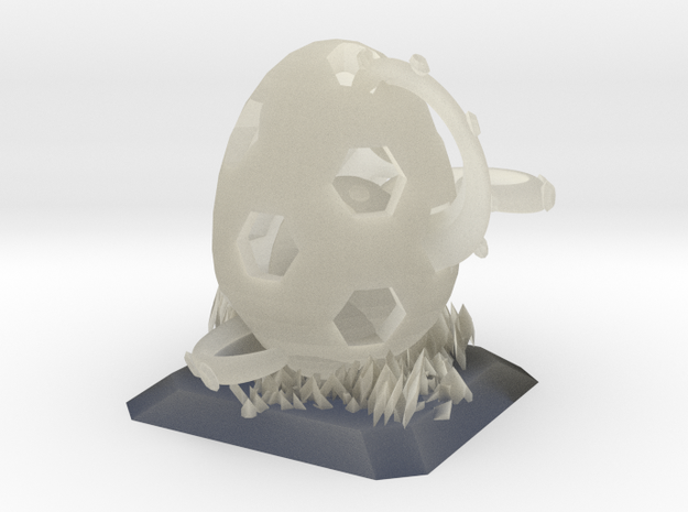 Ingenious Kieran-wolt in Transparent Acrylic: Large