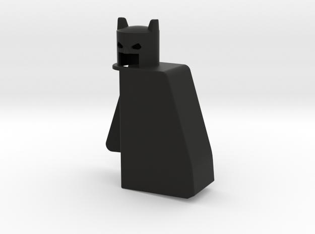 Bats1 in Black Natural Versatile Plastic