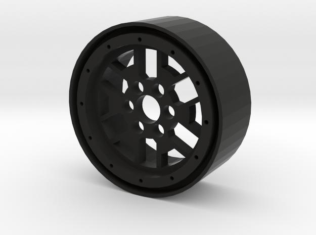 """2.2"""" Sierra beadlock wheel in Black Strong & Flexible"""