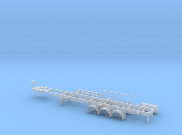 HO - Tecnokar Titanic - FRAME in Smooth Fine Detail Plastic