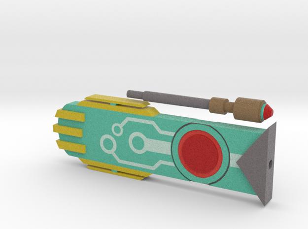 Transistor Accurate in Full Color Sandstone