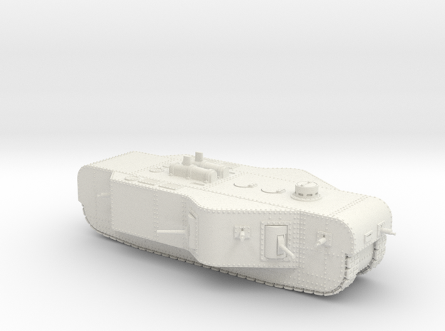 K-Wagen (15mm) in White Strong & Flexible