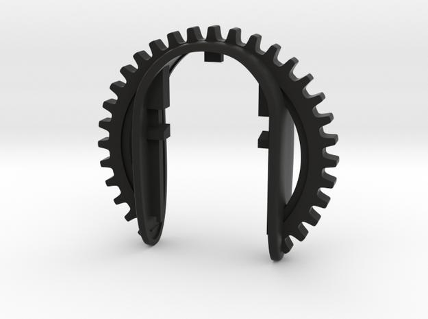 KEY FOB GEAR for MINI COOPER F54, F55, F56, F57 in Black Strong & Flexible