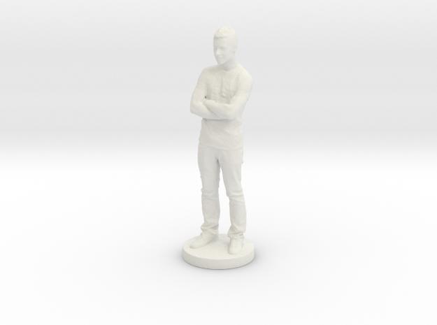 Printle C Homme 253 - 1/24 in White Natural Versatile Plastic