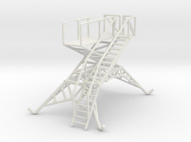 Aircraft crew boarding platform 3d printed