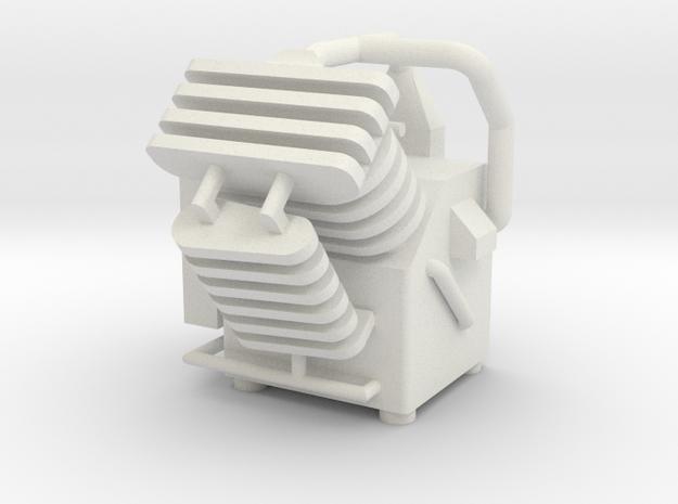Compressor 2 1:32 in White Natural Versatile Plastic