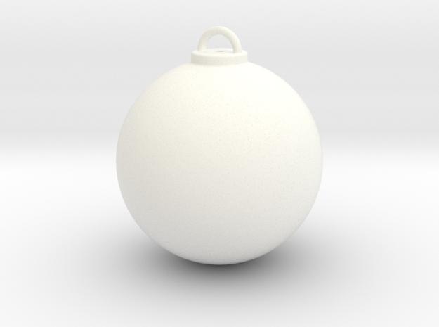 Christmas Ball Hollow - Custom