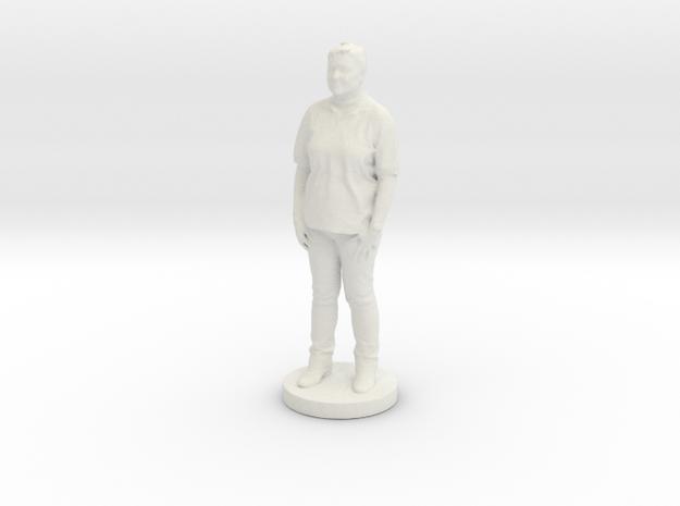 Printle C Femme 195 - 1/24 in White Natural Versatile Plastic
