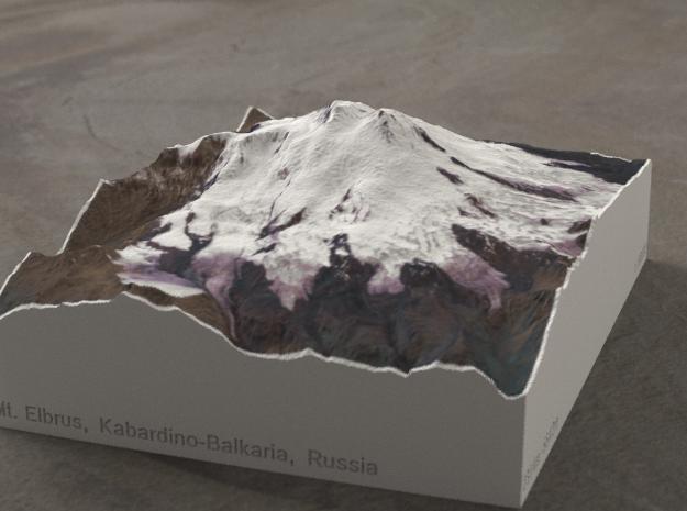 Mt. Elbrus, Russia, 1:100000 Explorer