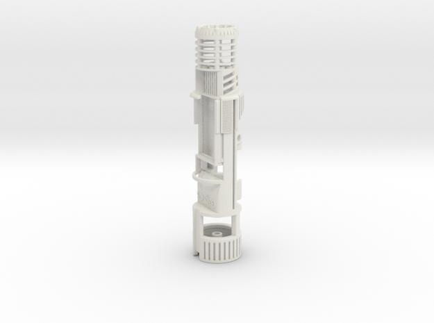ASK-SHOTO-CS - NWX Ahsoka small CS kit in White Natural Versatile Plastic