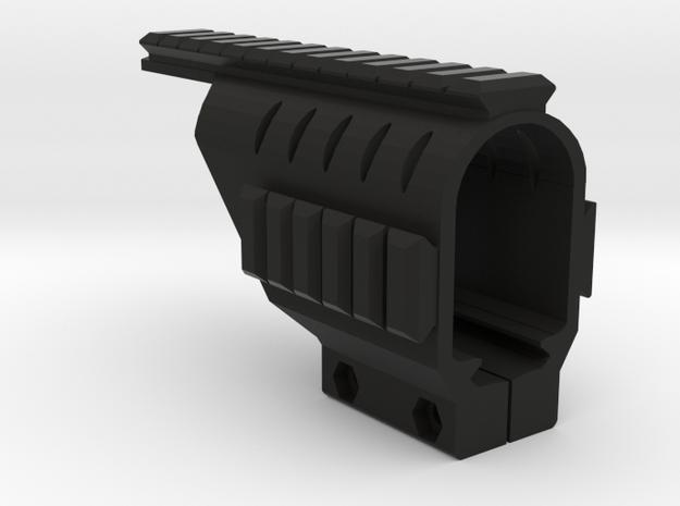 Beretta PX4 Storm Tri-Rail in Black Natural Versatile Plastic