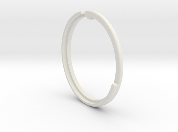 Argus Cintagon Adapter Focus Ring in White Strong & Flexible