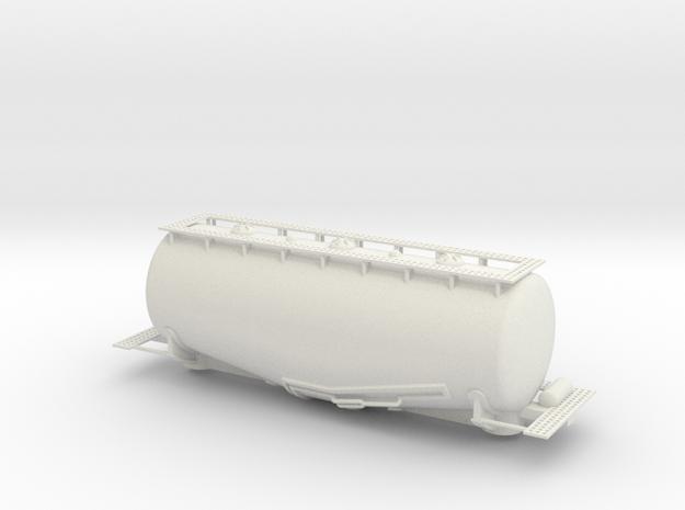 Whale Belly tank car - HOscale