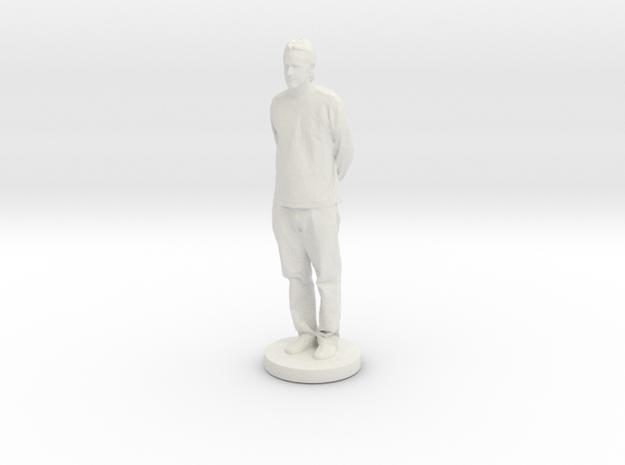 Printle C Homme 182 - 1/24 in White Natural Versatile Plastic