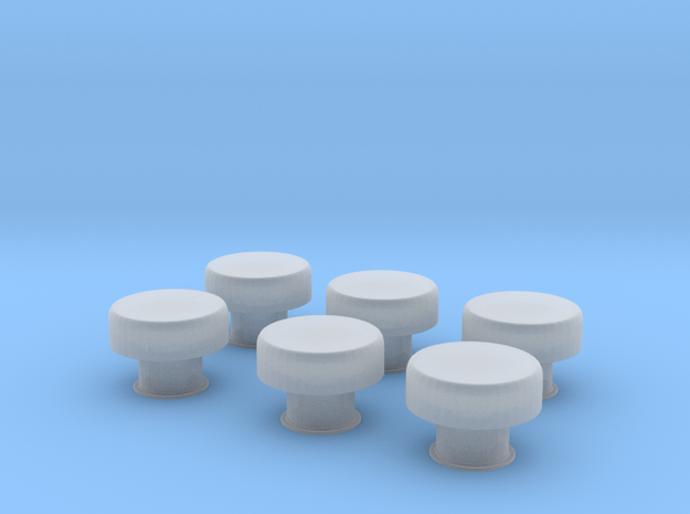 1/48 IJN Mushroom Type Ventilator V2