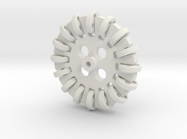 Omniwheel  3d printed