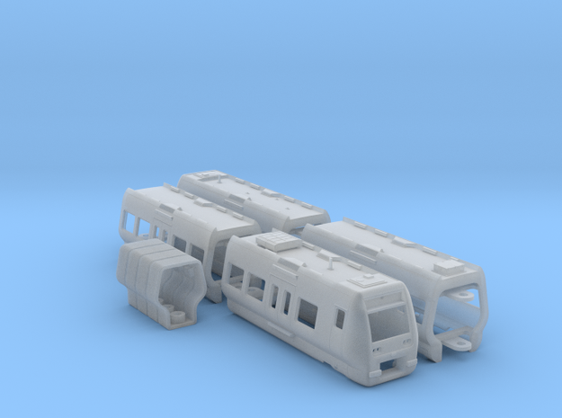 DSB Litra SE N [4x body + details]
