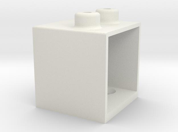 ST8-Bleihalter in White Strong & Flexible