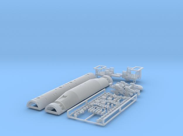 JNR Taki64000 ver1.0 in Smooth Fine Detail Plastic