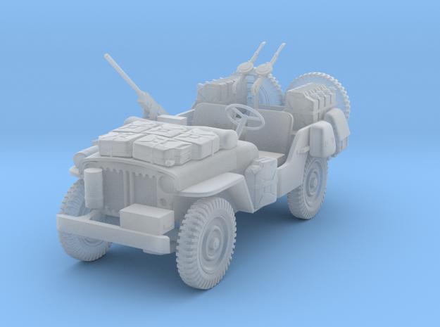 SAS Jeep HOscale 1:87