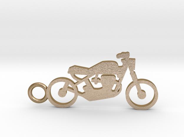 Moto keychain