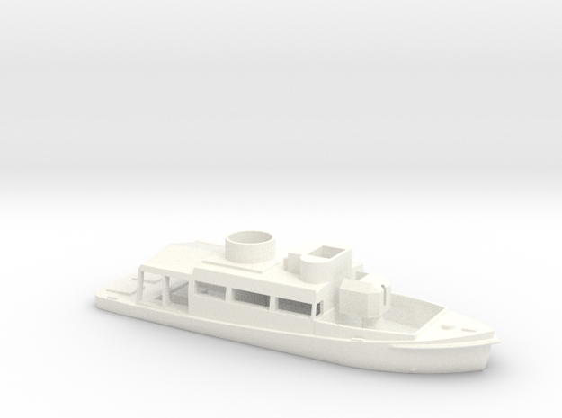 1/144 Scale Patrol Boat Water Line