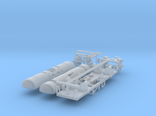 JNR- Taki 10450 type MCP ver1.1 in Smooth Fine Detail Plastic