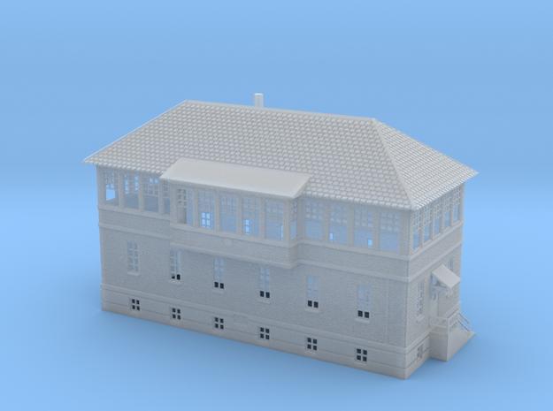ZOO TOWER 160 Brick Union N scale