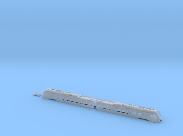 Stadler FLIRT 3 - Arriva/R-Net version in Smooth Fine Detail Plastic: 1:160 - N