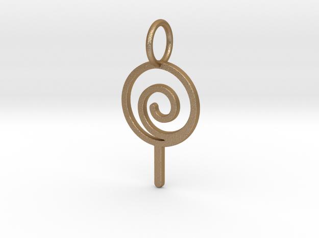 Lollipop Keychain