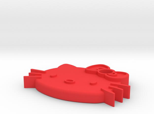Kity Nury2 in Red Processed Versatile Plastic